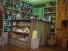 un décor de l'expo : l'épicerie