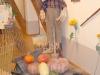 Une scène avec des objets de l'exposition