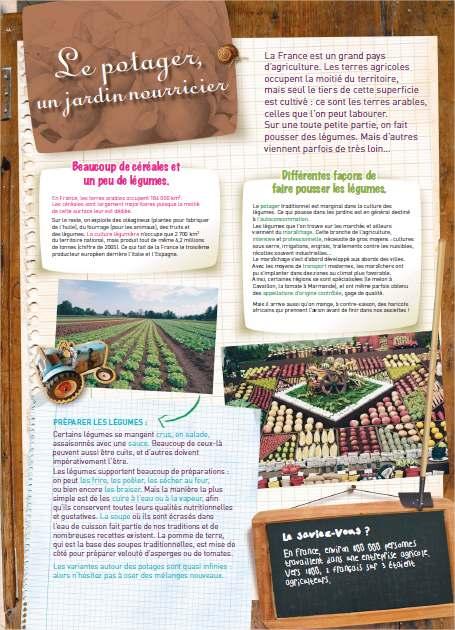 D couvrons le jardin et le potager galileo production for Jardines galileo