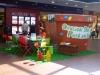 atelier peinture sur pot pour les enfants