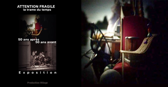 Attention Fragile (la trame du temps)
