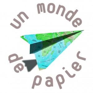 logo un monde de papier