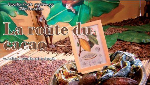 Fiche technique La route du cacao