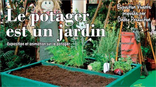 Fiche technique Le potager est un jardin