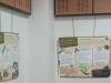 panneaux de l'expo