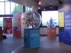 Vue d'ensemble d'une partie de l'exposition