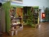 Un espace scénique de l'expo