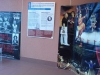 Panneaux et affiches de l'expo