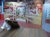 Décor et fresque de l'expo